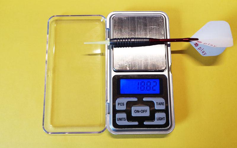 ASTRA T-ARROW セット重量