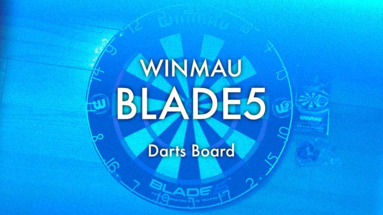 WINMAU BLADE5 ハードボード ブレード5